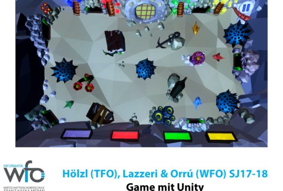 Game mit Unity