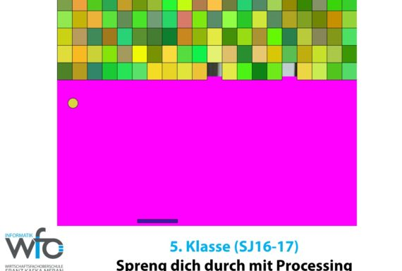 Spreng dich durch mit Processing
