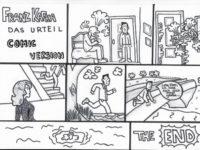 Schmidhammer Noemi, Kafka comic