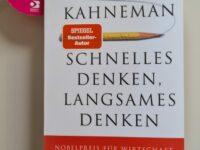 Schnelles Denken_Kahnemann