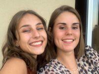 Julia Gasser und Ayleen Kleon3